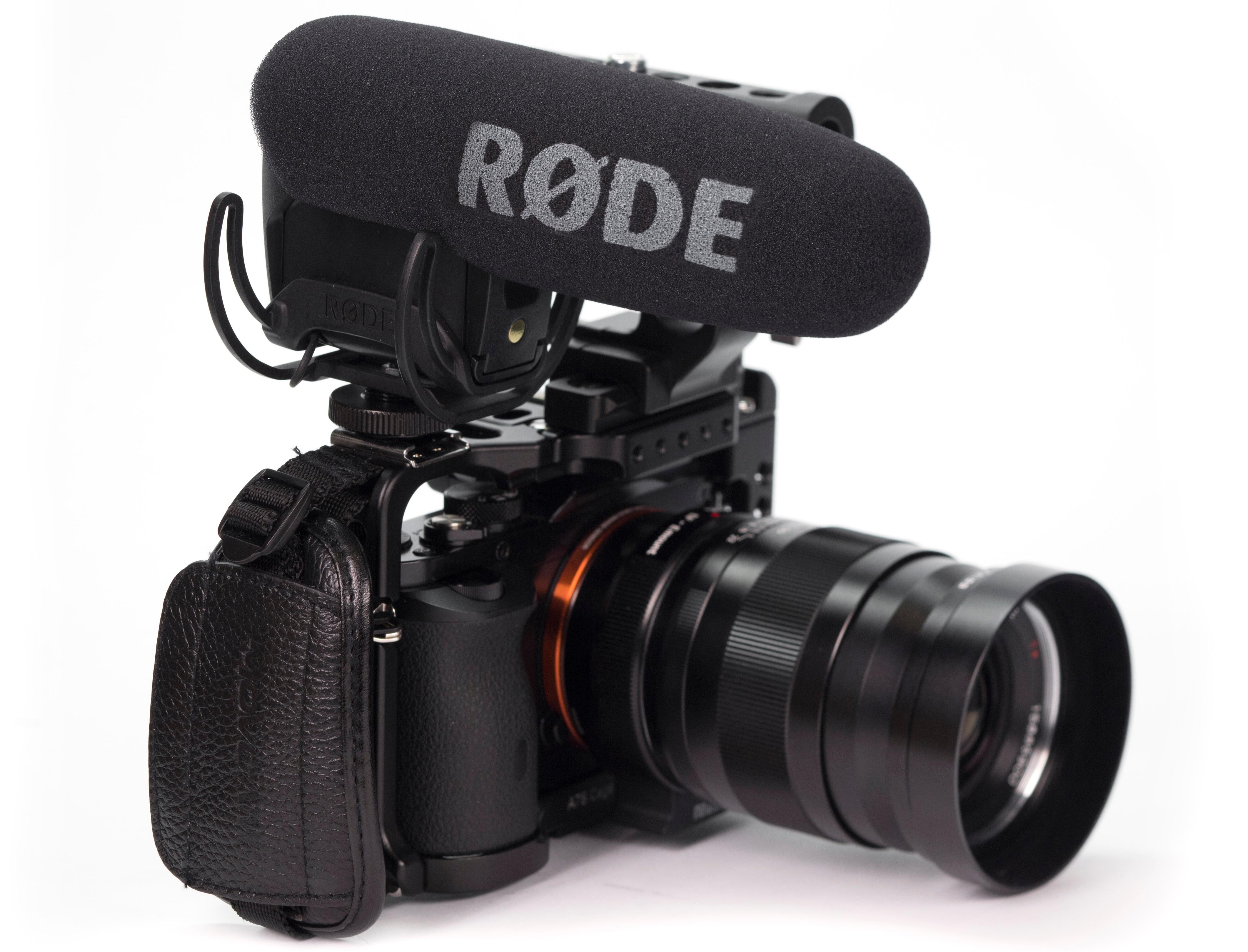Röde VideoMic Pro Rycote Lyre