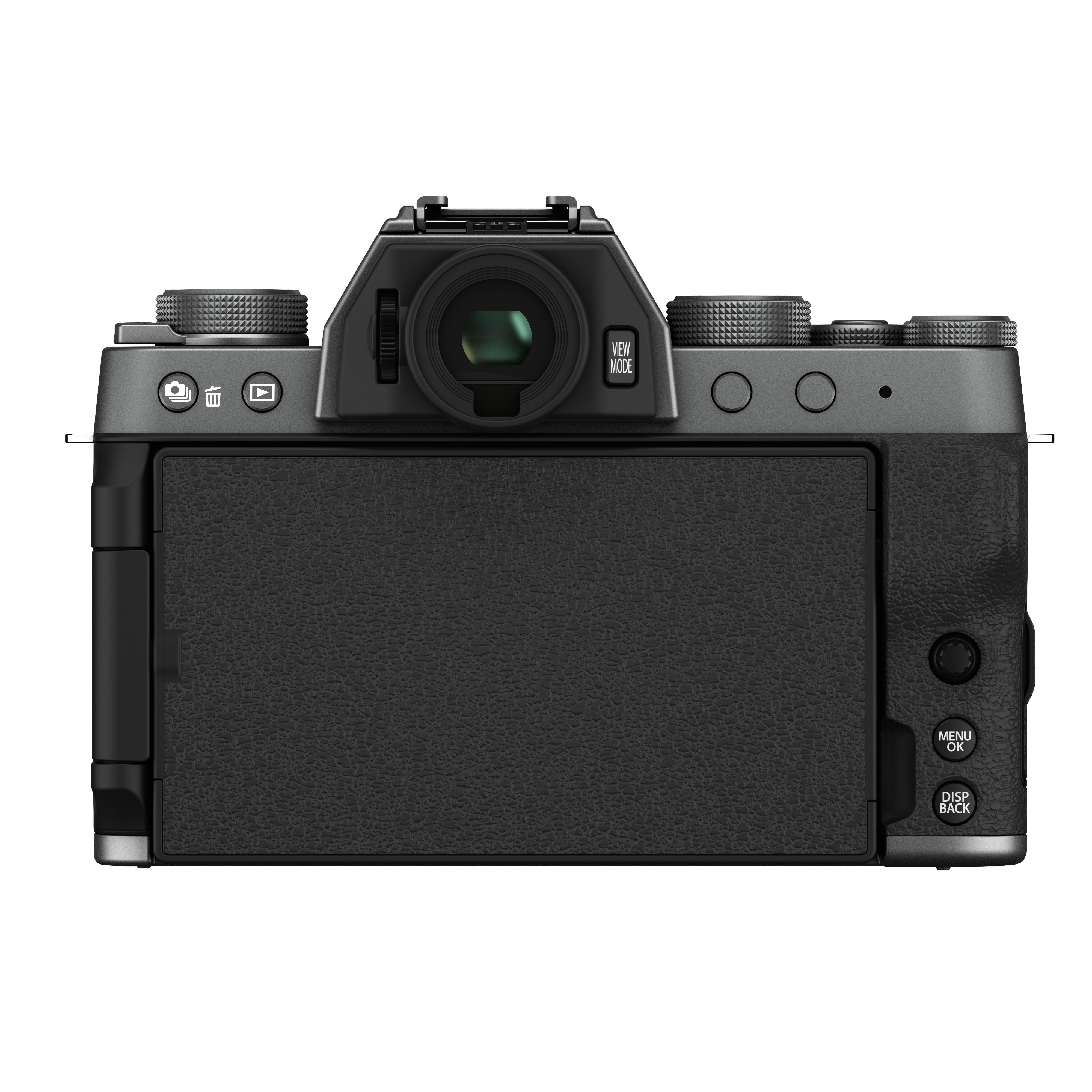 Fujifilm X-T200 Dark Silver + XC 15-45mm f/3.5-5.6