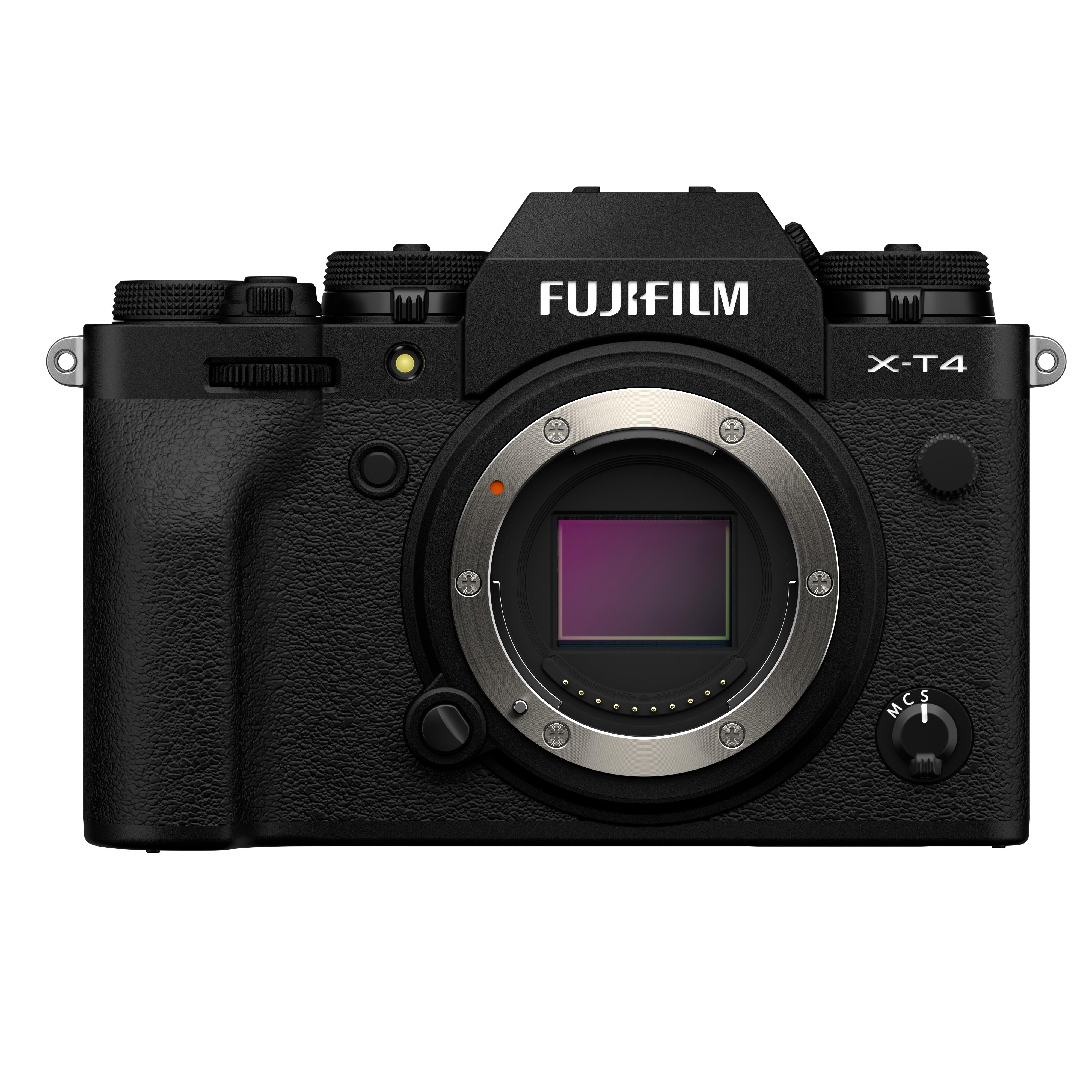 Fujifilm X-T4 Kamerahus Svart