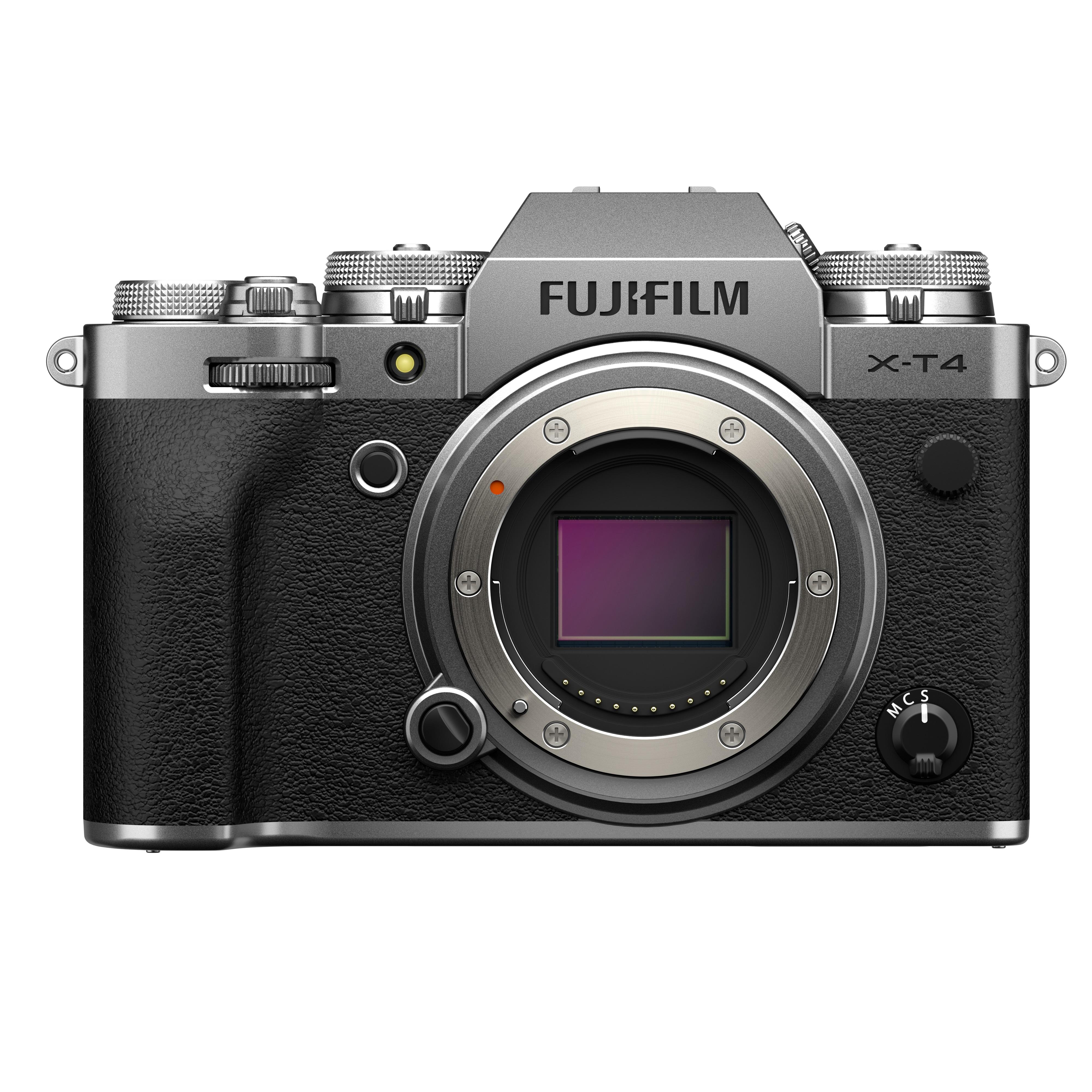 Fujifilm X-T4 Kamerahus Silver