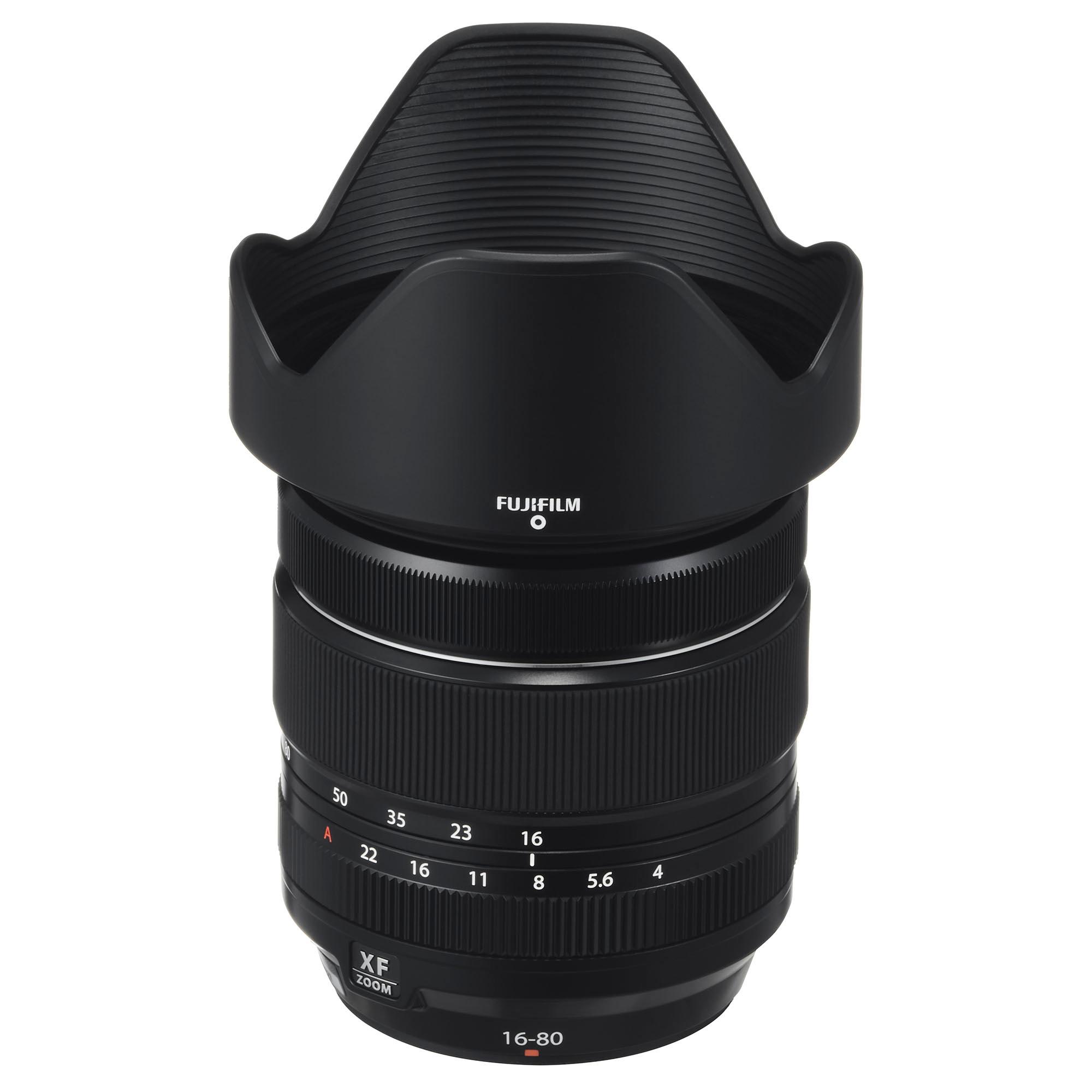 Fujifilm X-T3 + 16-80mm F/4 Svart