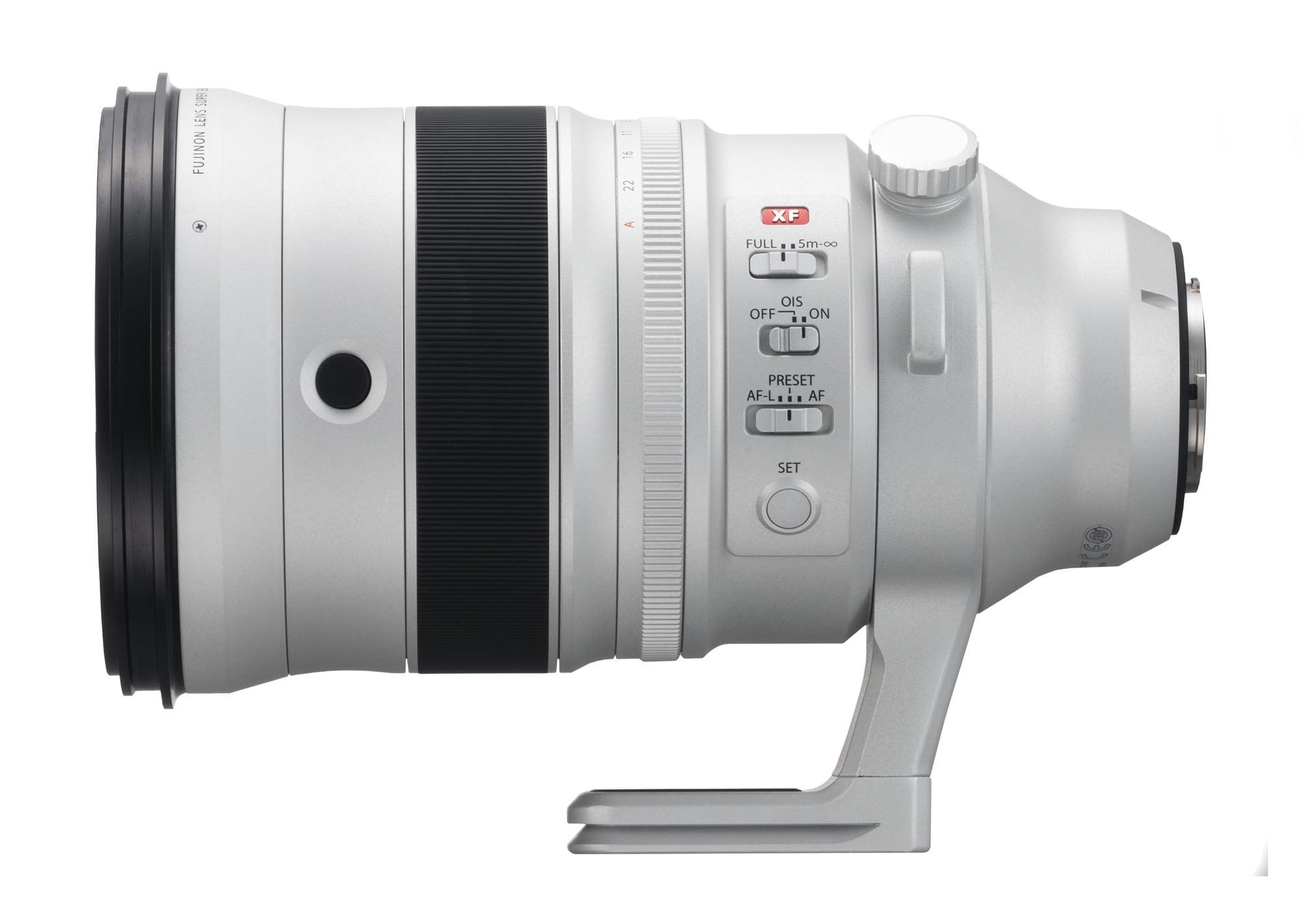 Fujifilm XF 200mm f/2,0 LM OIS WR Inkl. XF 1,4x TC WR