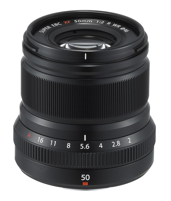 Fujifilm Fujinon XF 50mm f/2,0 R WR Svart