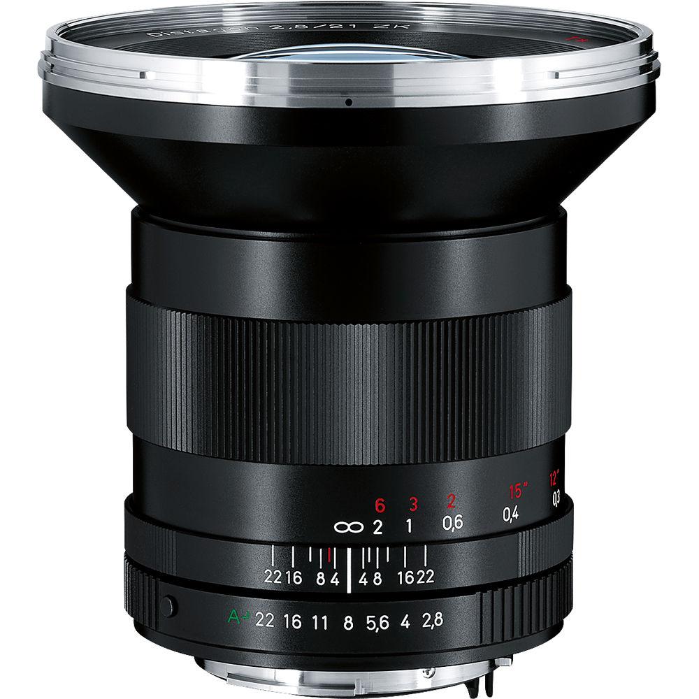 Zeiss ZEISS DISTAGON T* 21MM F2,8 Canon - Demoex