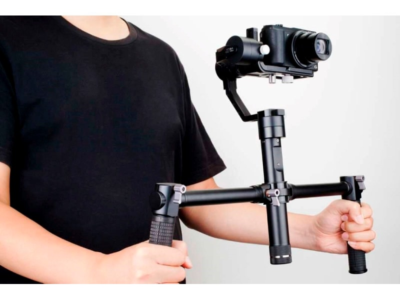 Zhiyun Dual Handle for Crane & Cran-M