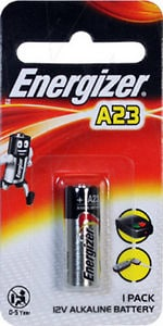 Energizer Alkaline A23/E23a 1Pk