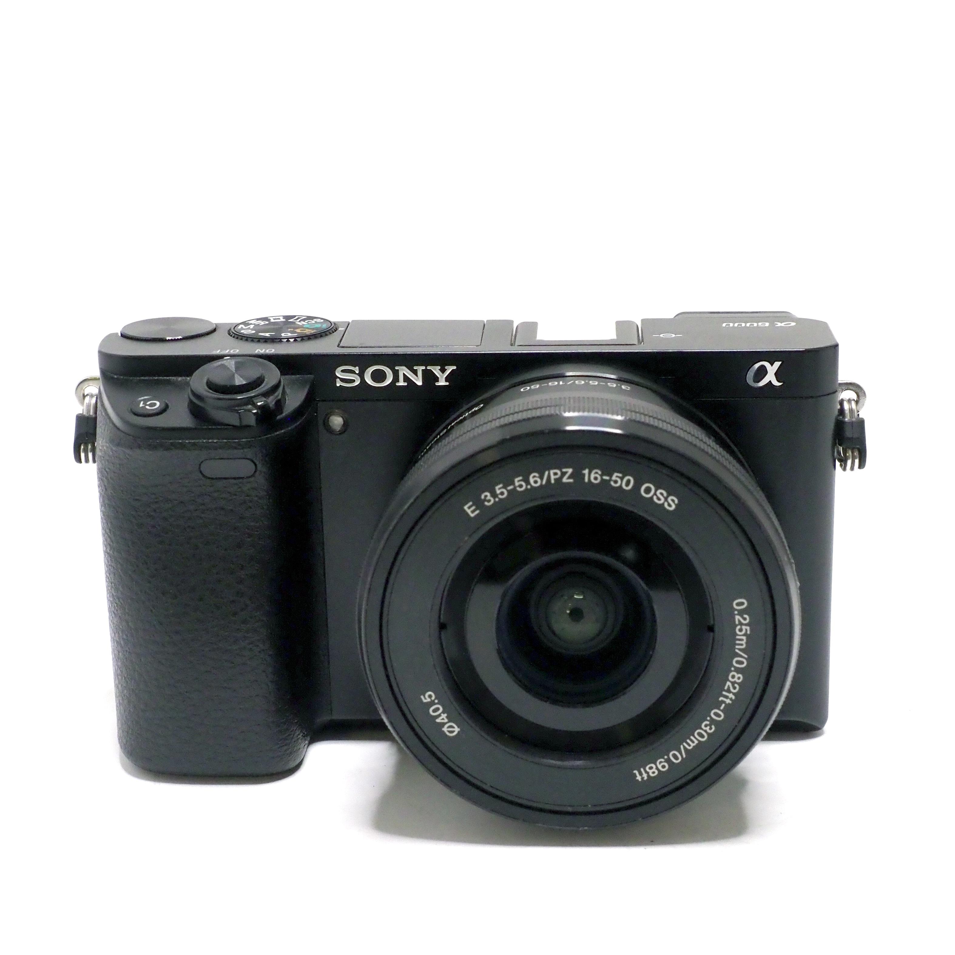 Sony Alpha A6000 + 16-50/3,5-5,6 OSS - BEGAGNAT