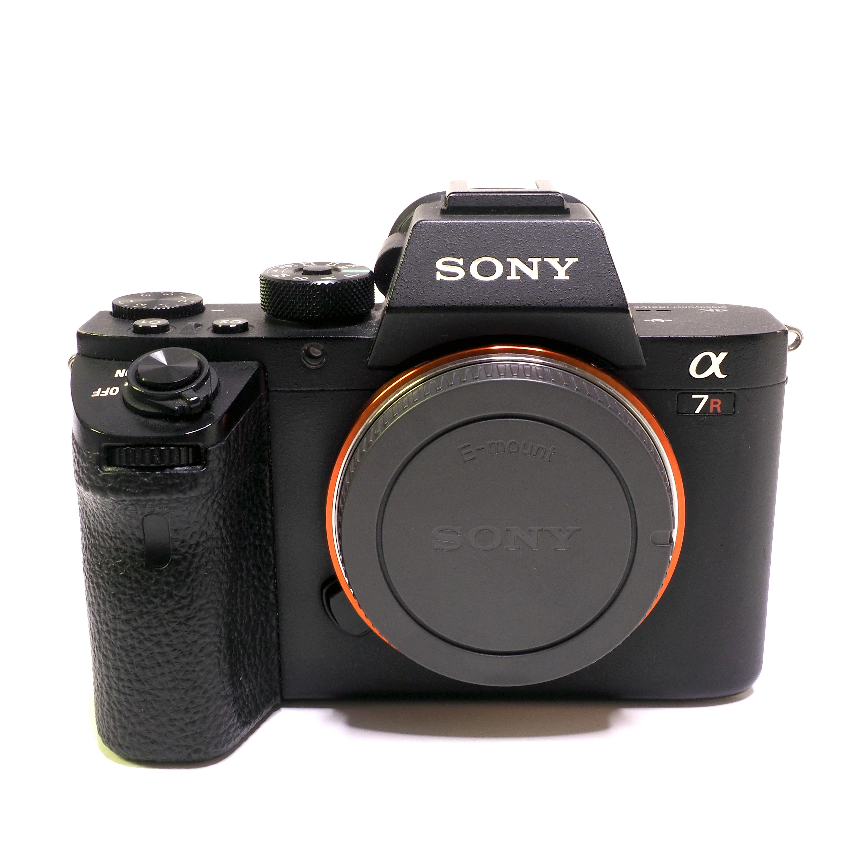 Sony A7R II kamerahus - BEGAGNAT