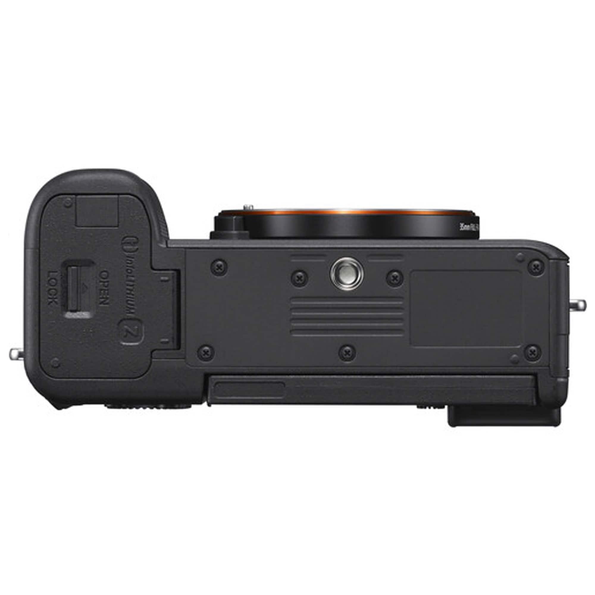 Sony A7C + FE 28-60mm f/4-5,6 silver
