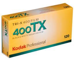 Kodak TRI-X 400 120 1st