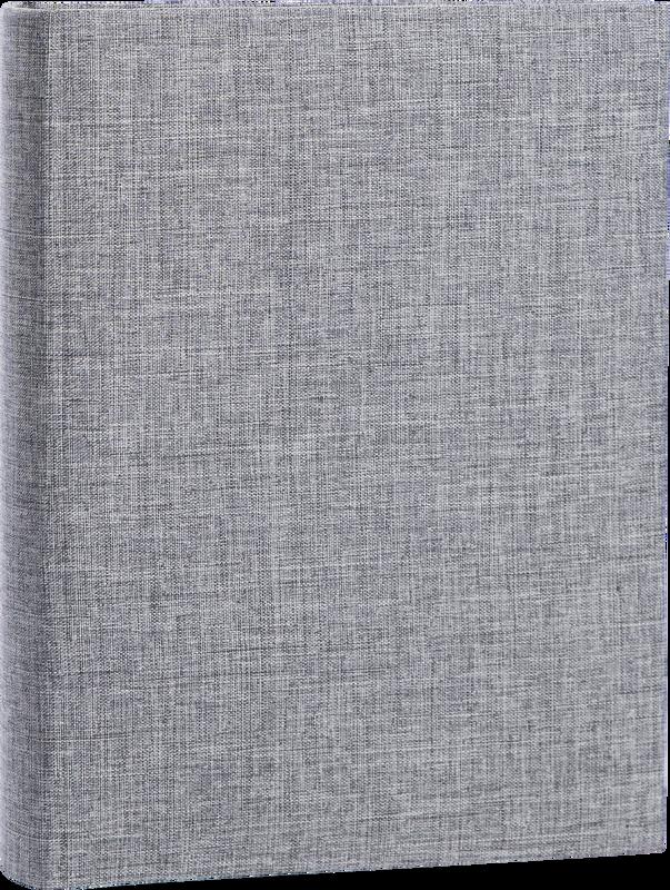 Base Line Canvas Album 200 11x15 Grå