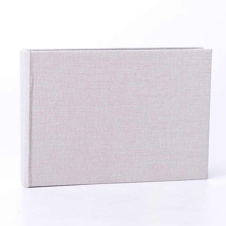 Base Line Canvas Minialbum 10x15 Beige