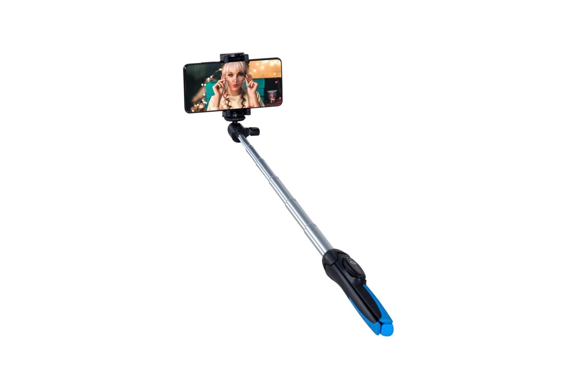 Benro Selfie Stick & Table Top Tripod BK15