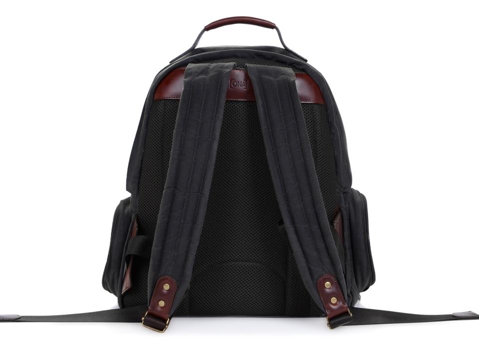 ONA Bags Bolton Black