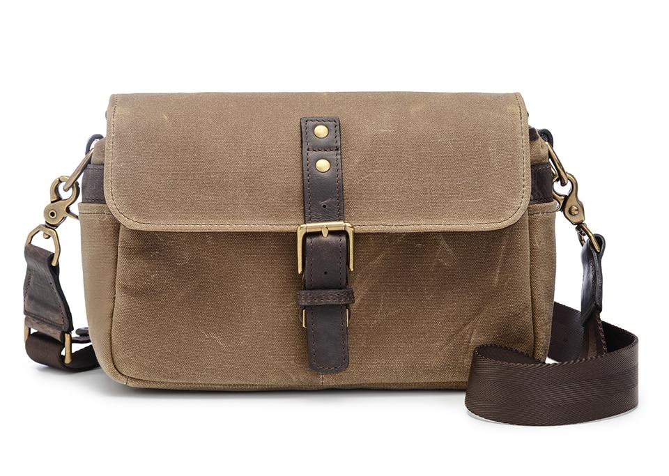 ONA Bags Bowery Field Tan