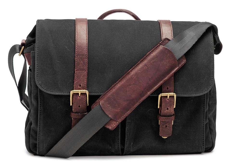 ONA Bags Brixton Black