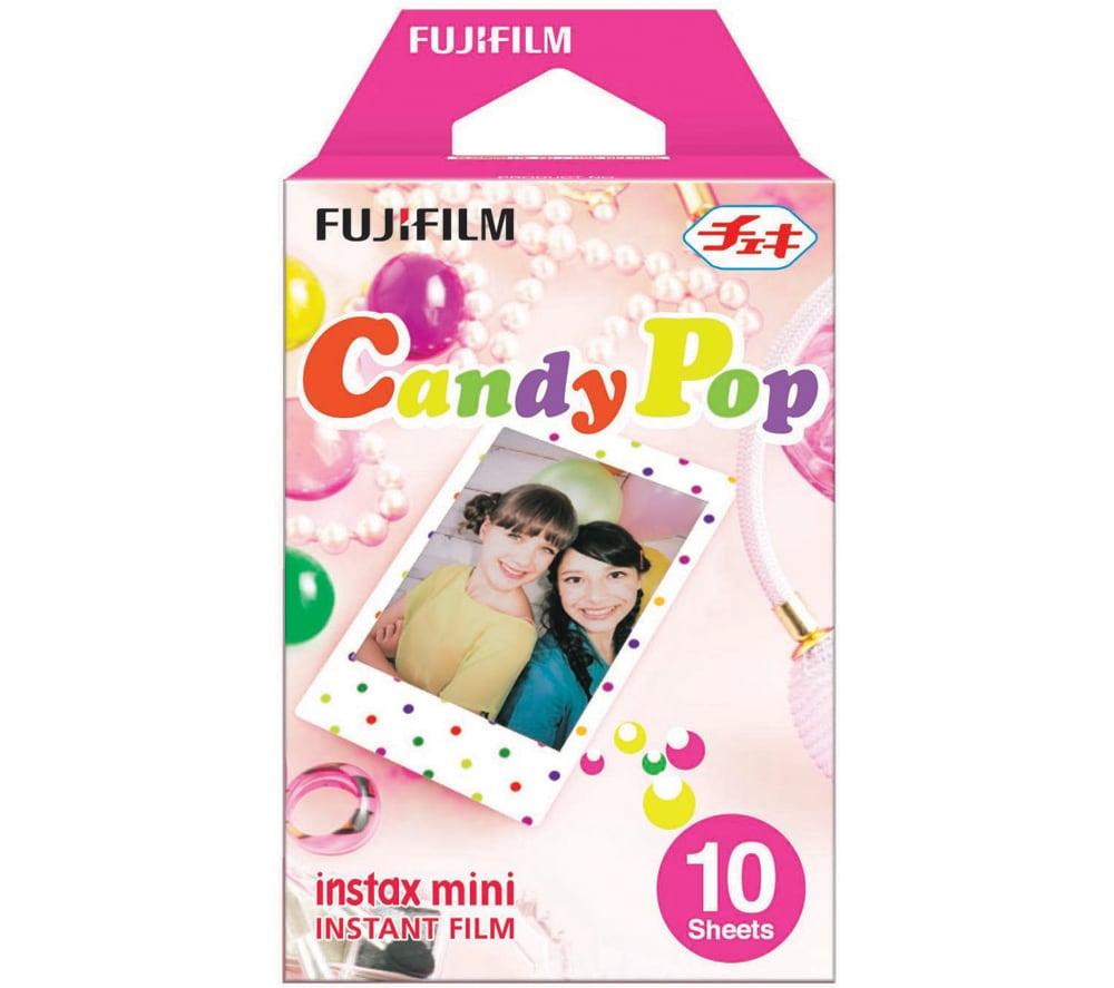 Fujifilm INSTAX MINI 10st Candy Pop