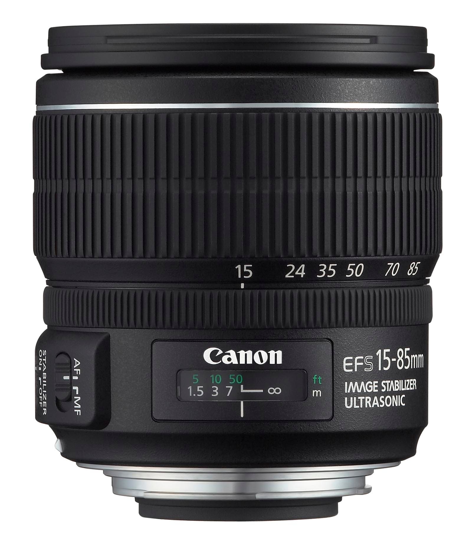 Canon EF-S 15-85mm f/3,5-5,6 IS