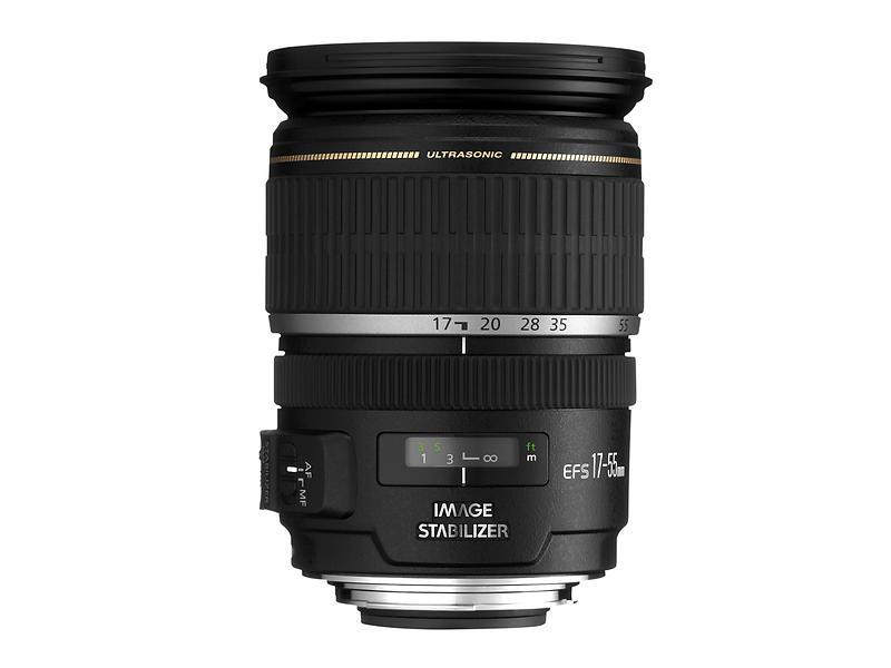 Canon EF-S 17-55mm f/2.8 IS USM - Bulk