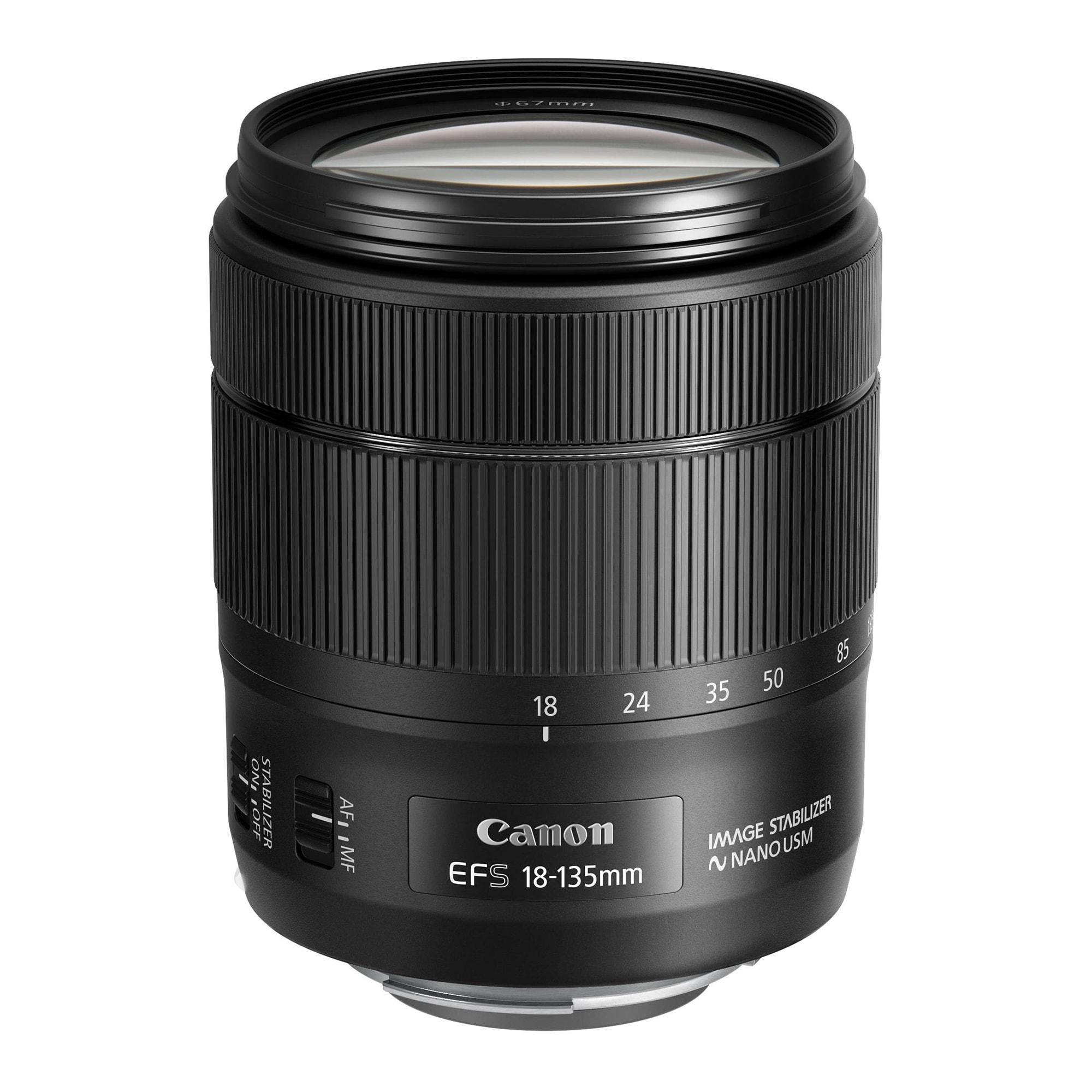 Canon EF-S USM 18-135mm f/3,5-5,6 - DEMO EX