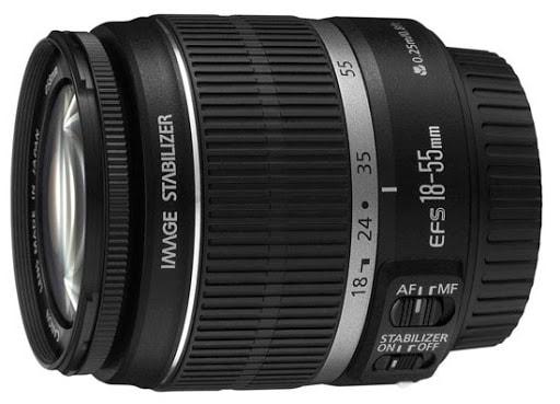 Canon EF-S 18-55mm f/3.5-5.6 IS - Bulk