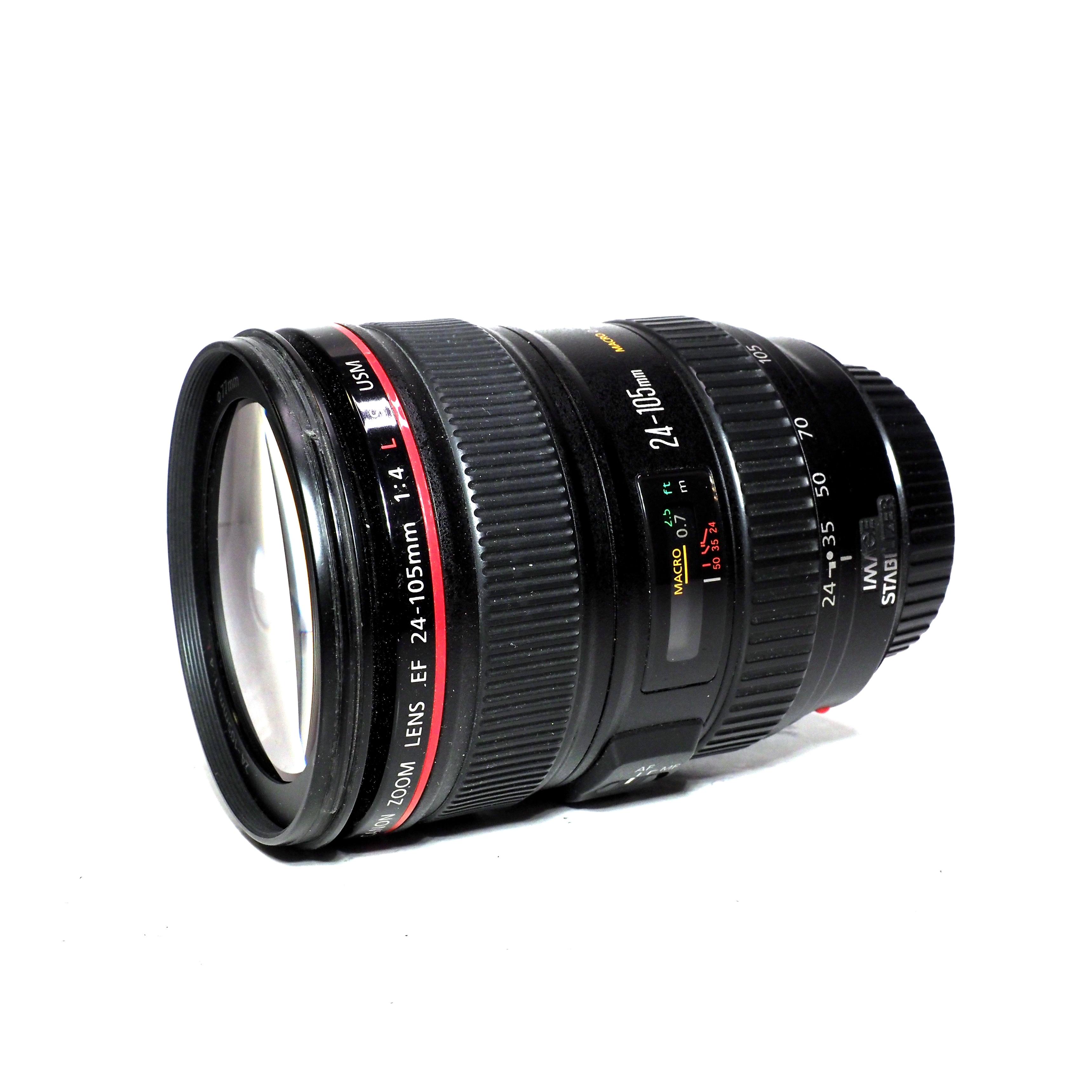 Canon EF 24-105mm f/4 L IS - BEGAGNAT