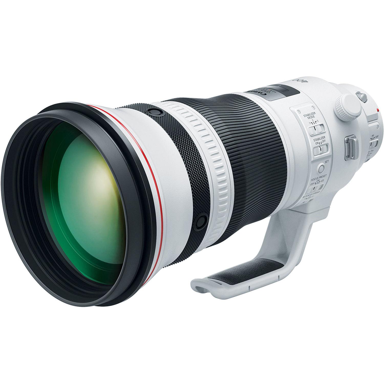 Canon EF 400mm f2.8 Demo