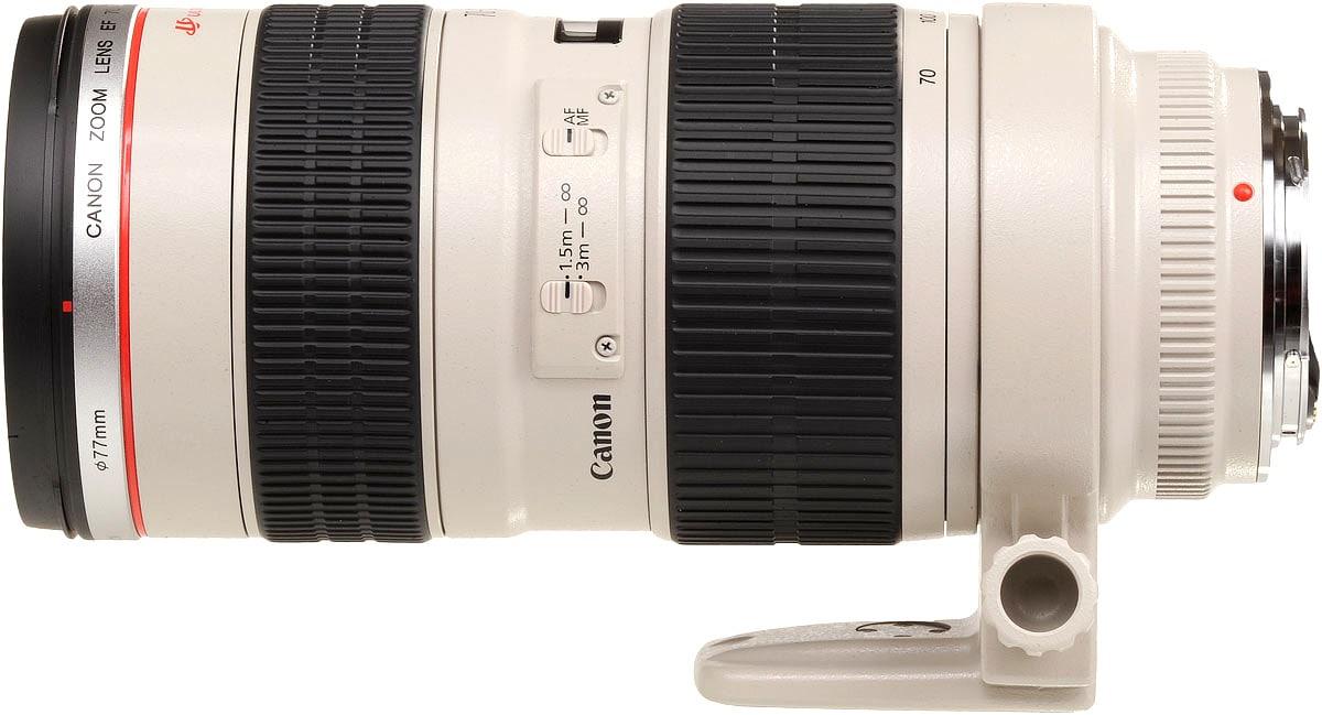 Canon EF 70-200mm f/2,8L USM