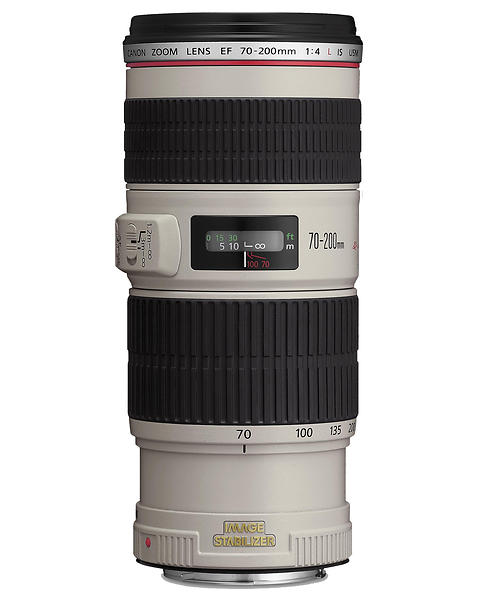 Canon EF 70-200mm f/4,0L IS USM