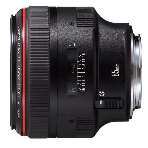 Canon EF 85mm f/1,2 L USM II