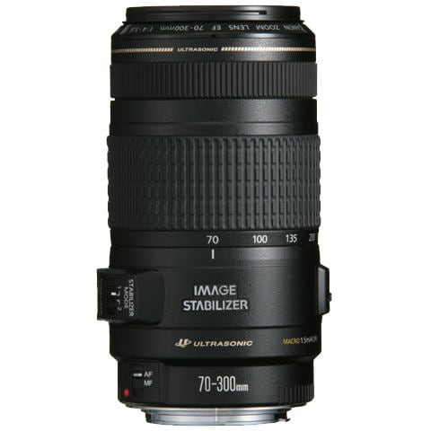 Canon EF 70-300mm f/4,5-5,6 IS USM