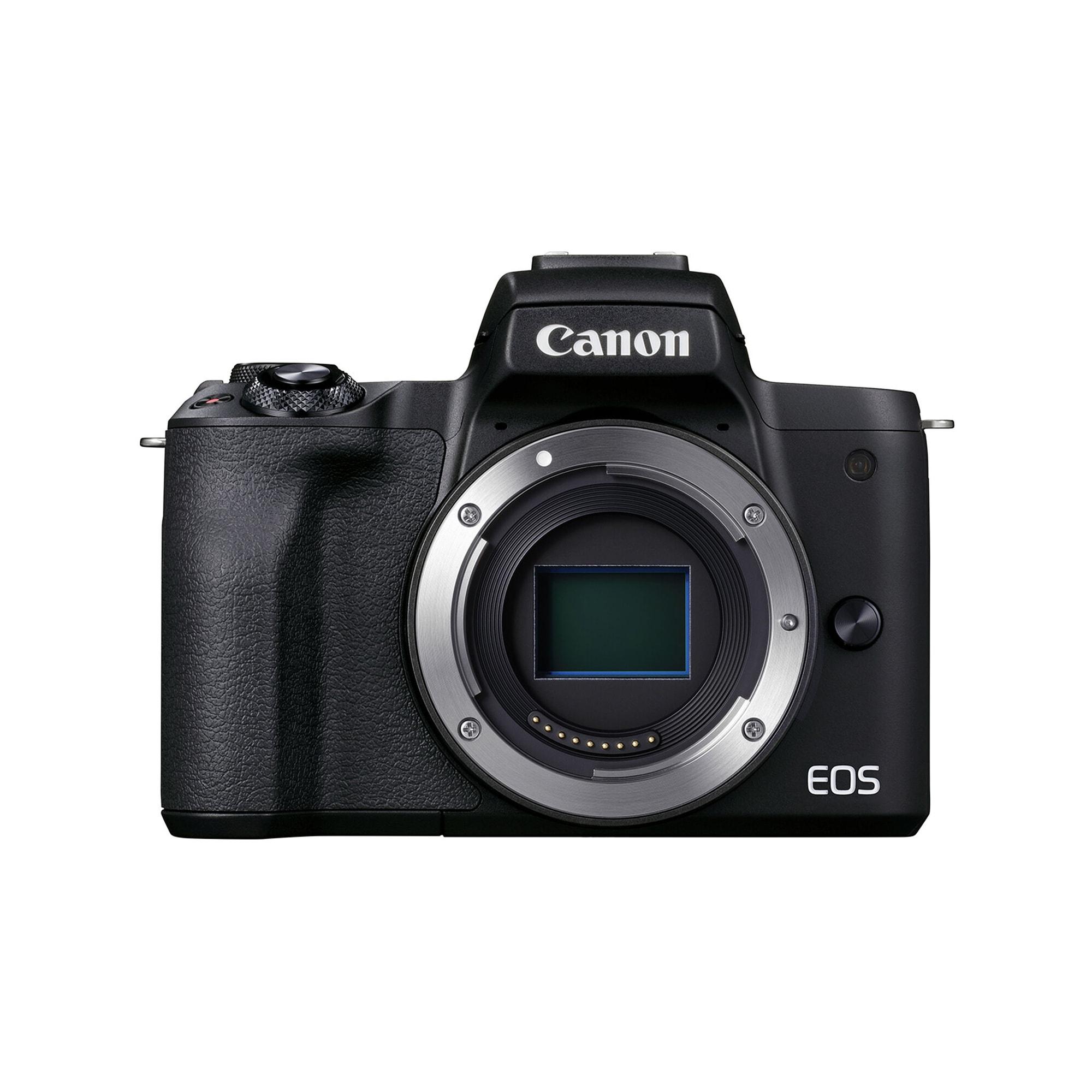 Canon EOS M50 Mark II Kamerahus Svart