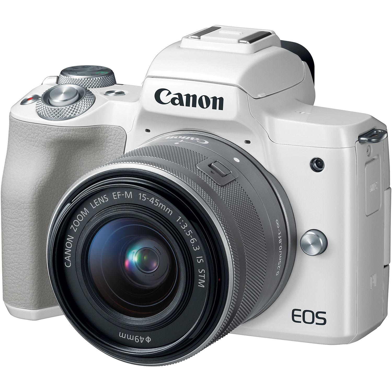 Canon EOS M50 + 15-45 Vit