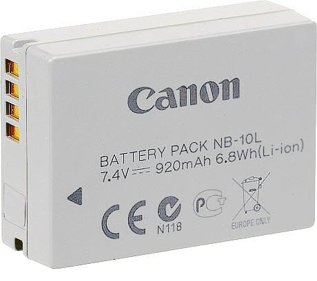 Canon Batteri Nb-10L