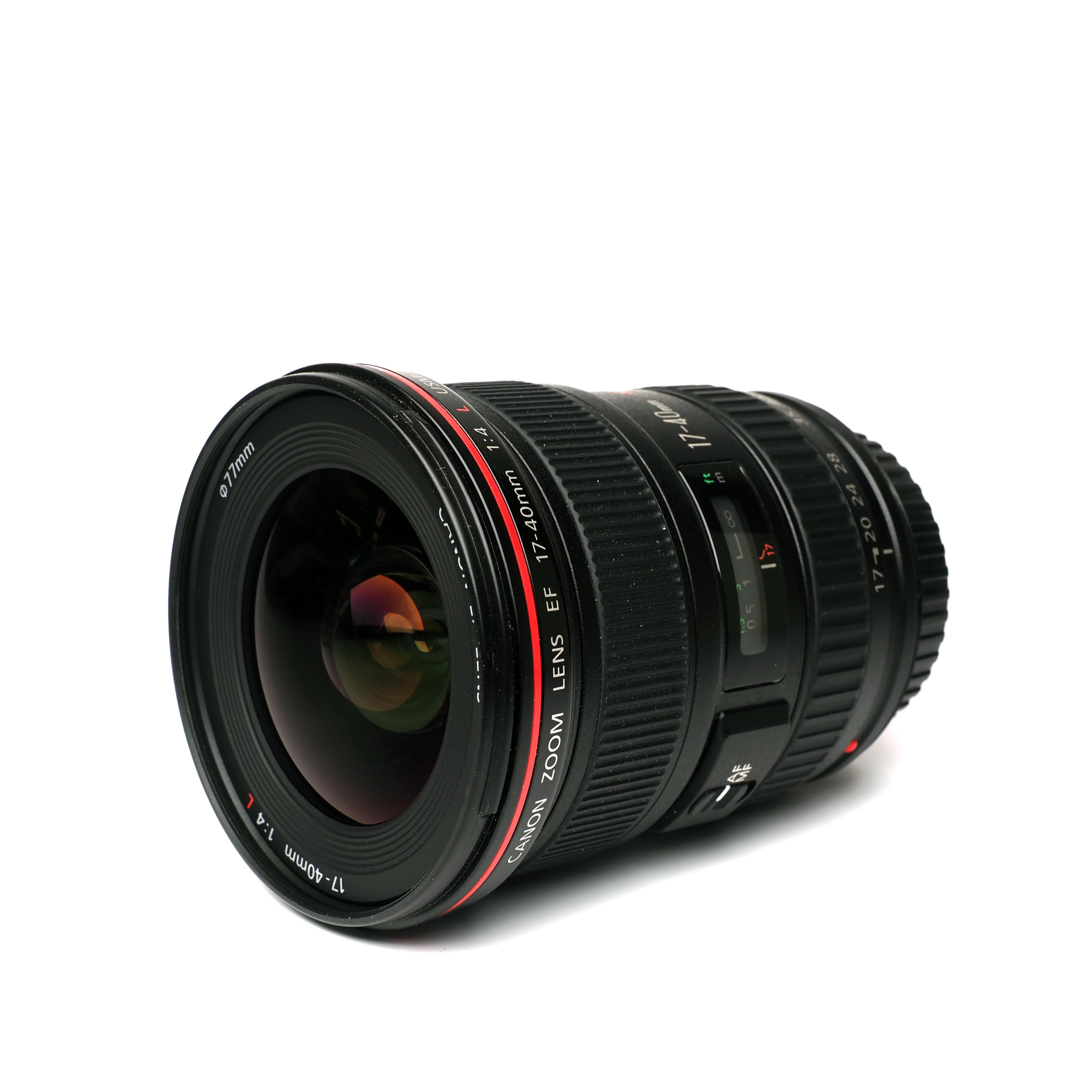 Canon 17-40mm f/4 L - BEGAGNAT