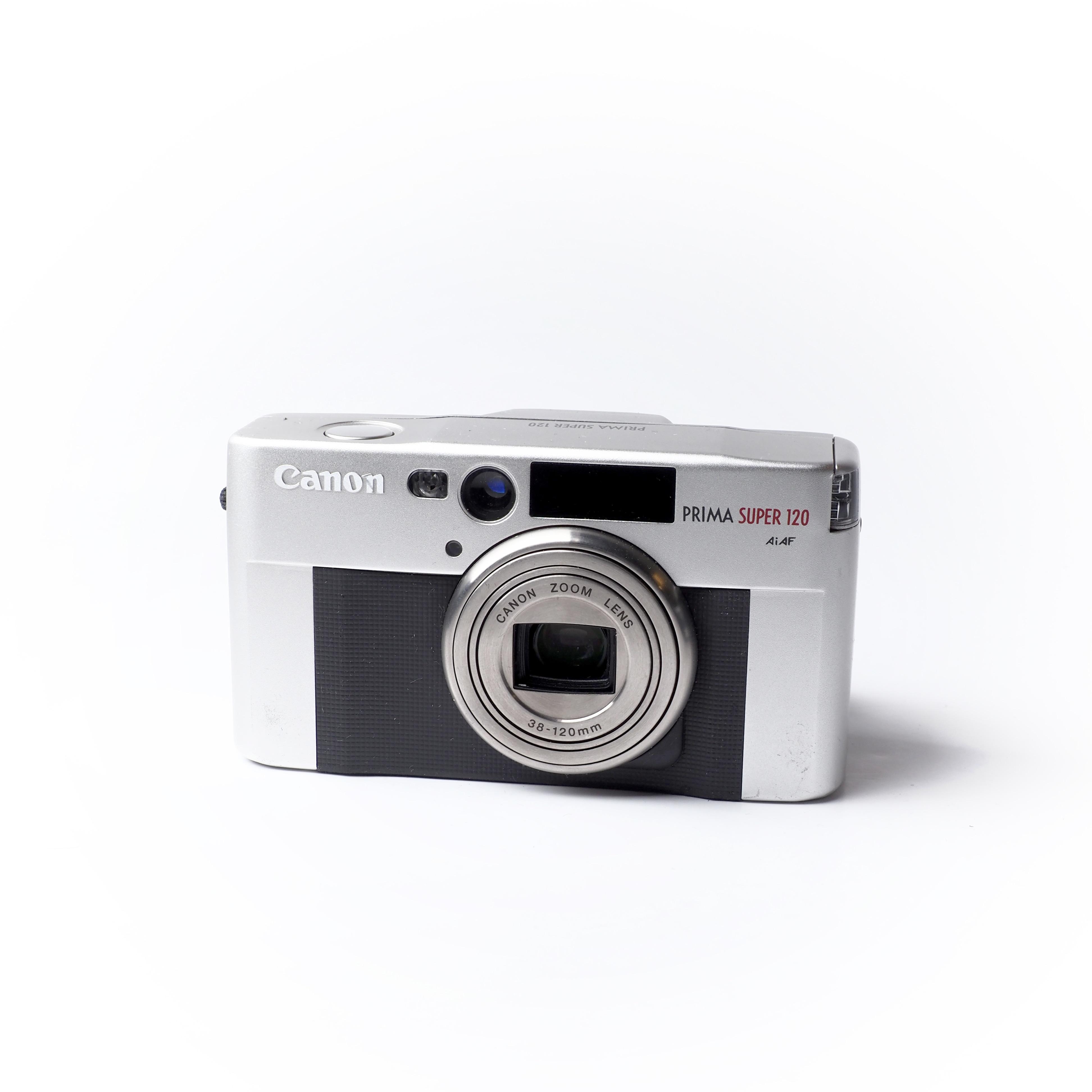 Canon Prima Super 120 AF - BEGAGNAT