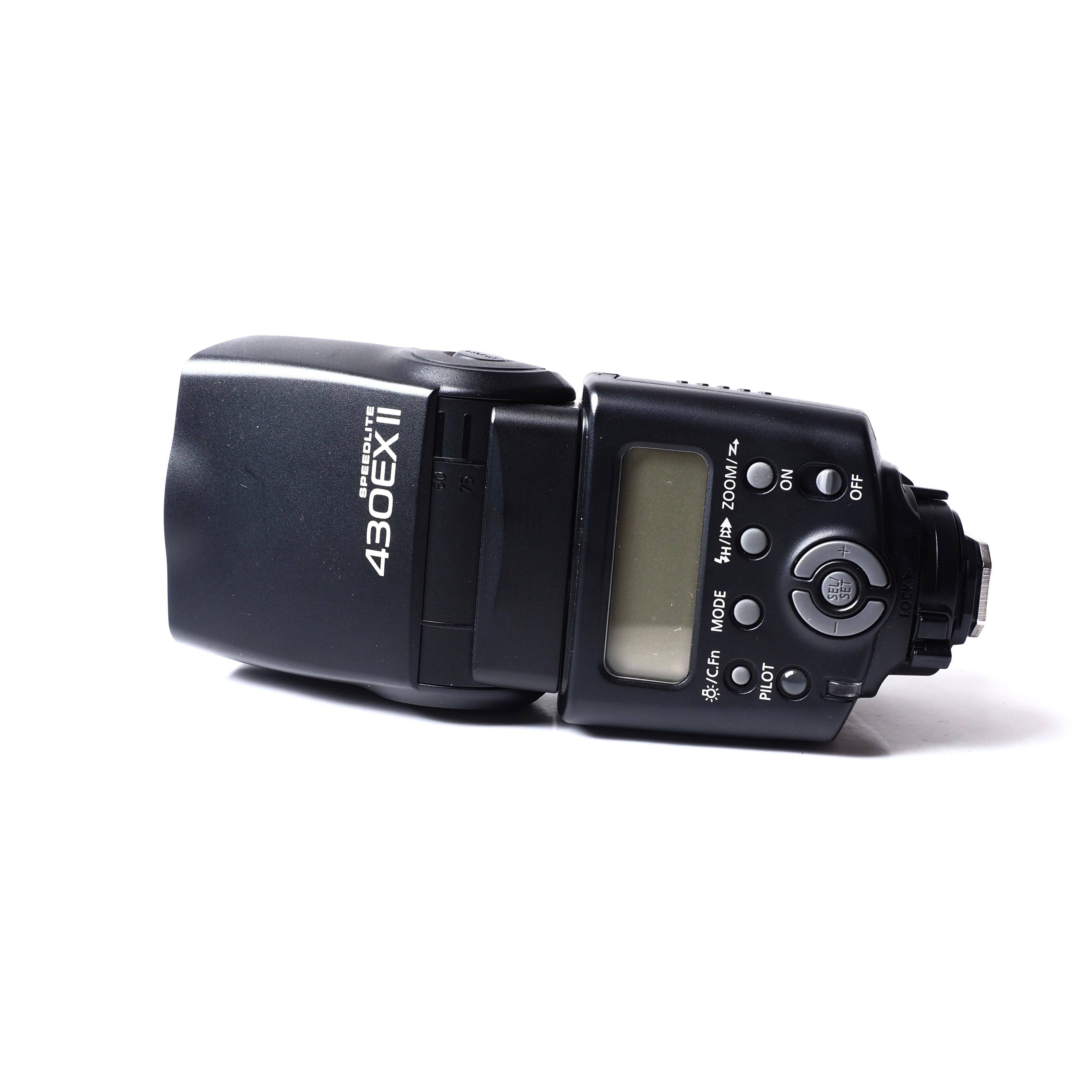 Canon 430EX II Speedlite BEGAGNAT