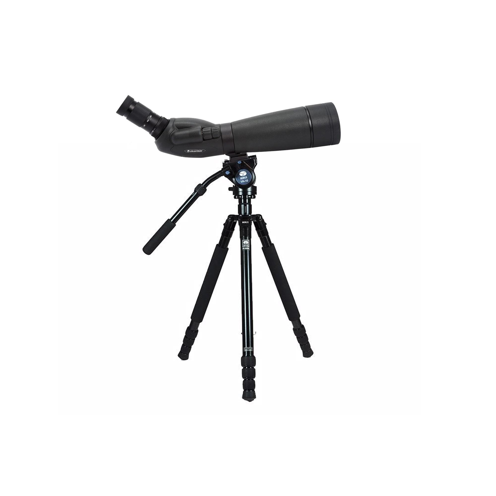 Celestron Trailseeker 20-60x80 Inkl. Sirui R-2004+VH-10