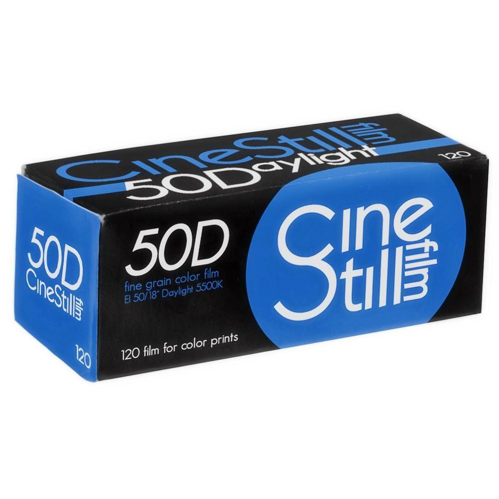 CineStill Xpro 50 Daylight C-41 120