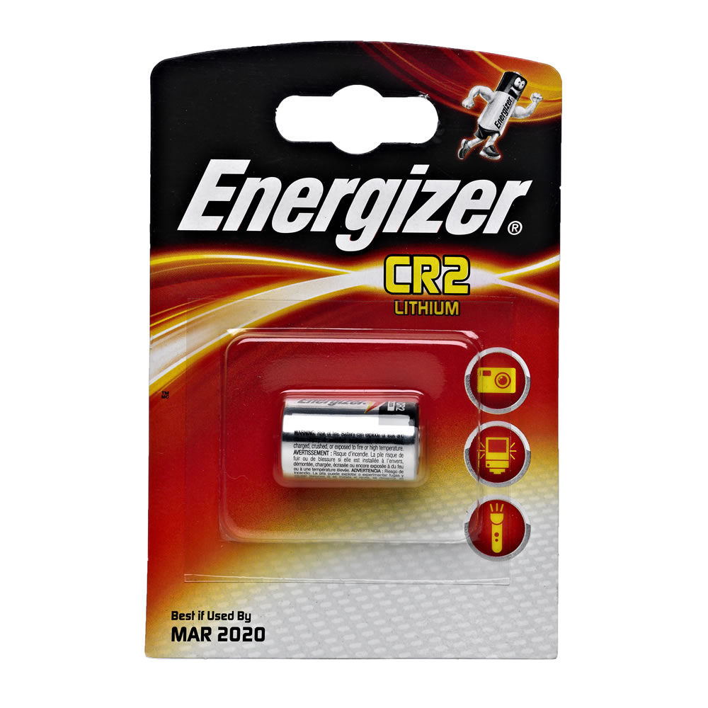 Energizer Lithium Photo Cr2 1Pk