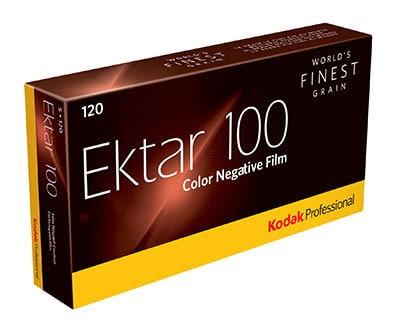 Kodak Ektar 100 120 1st