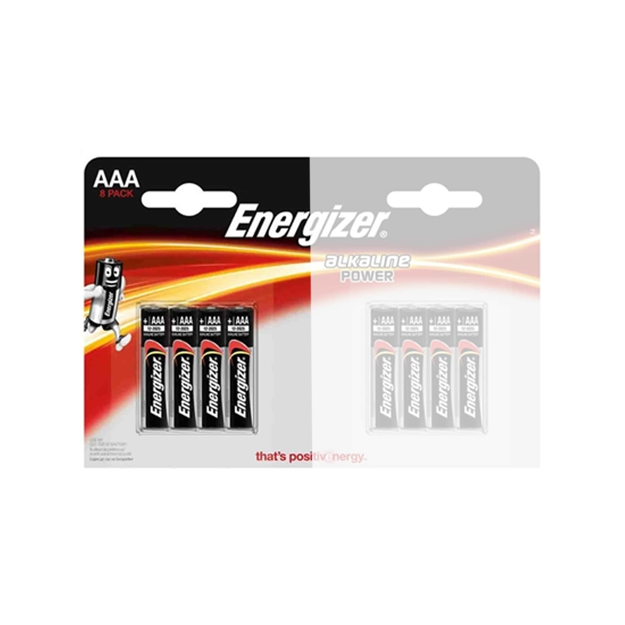 Energizer Power AAA 4-Pack