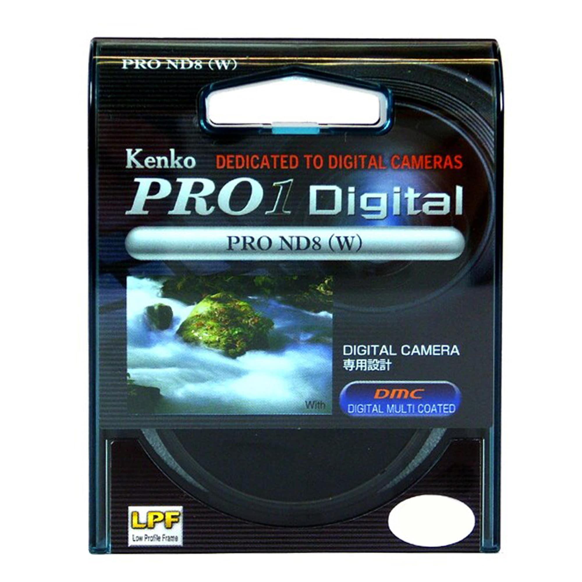 KENKO Filter Pro 1 Digital Nd8 55Mm