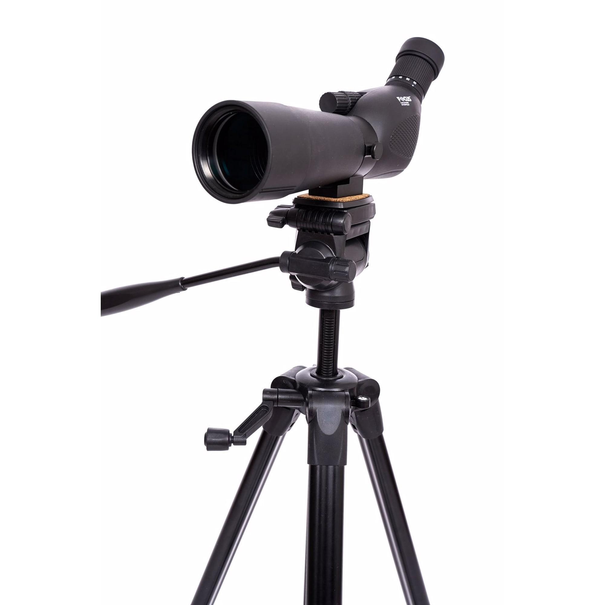 Focus Hawk 20-60x60 +stativ 3950