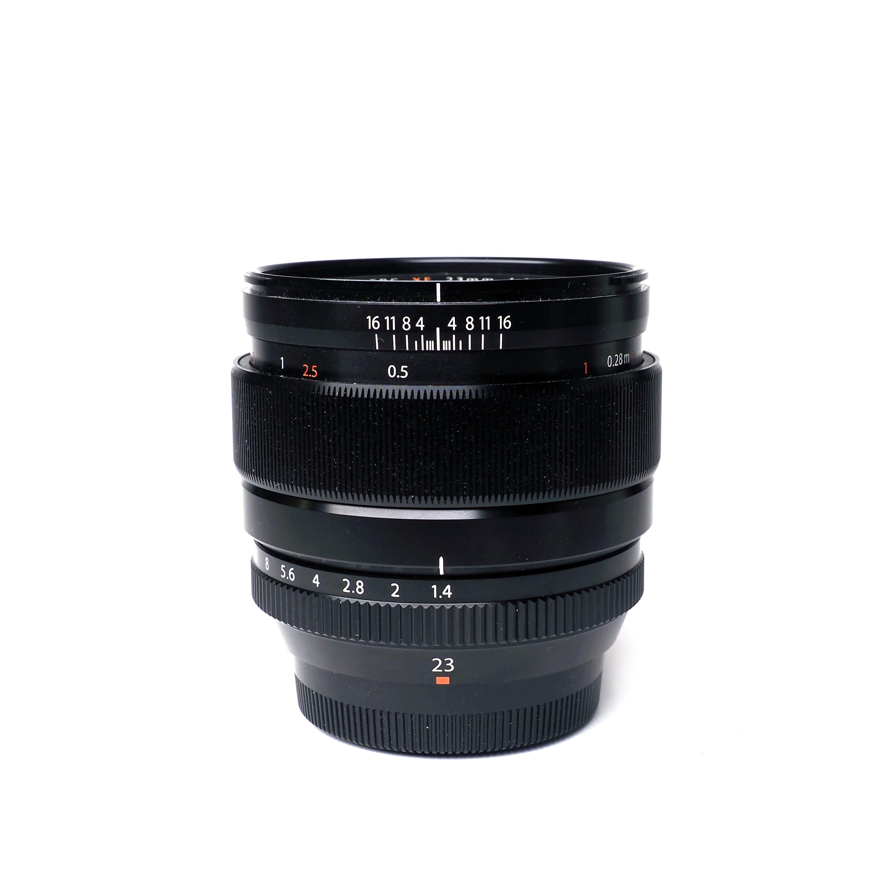 Fujifilm Fujinon XF 23mm F1,4 R - BEGAGNAT