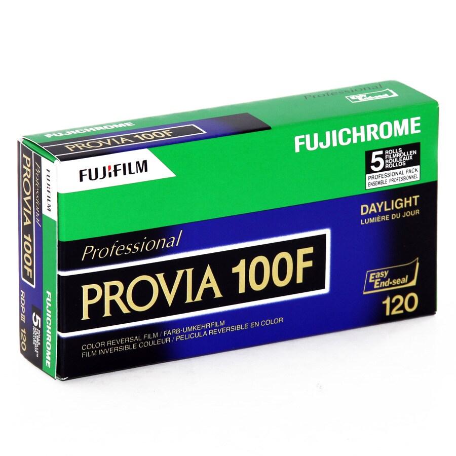 Fujifilm Provia 100F 120 1st