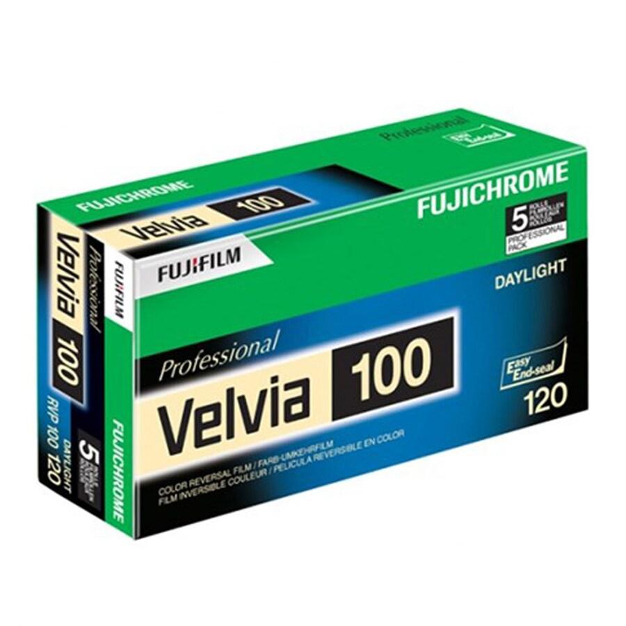 Fujifilm Velvia 100 120 1st