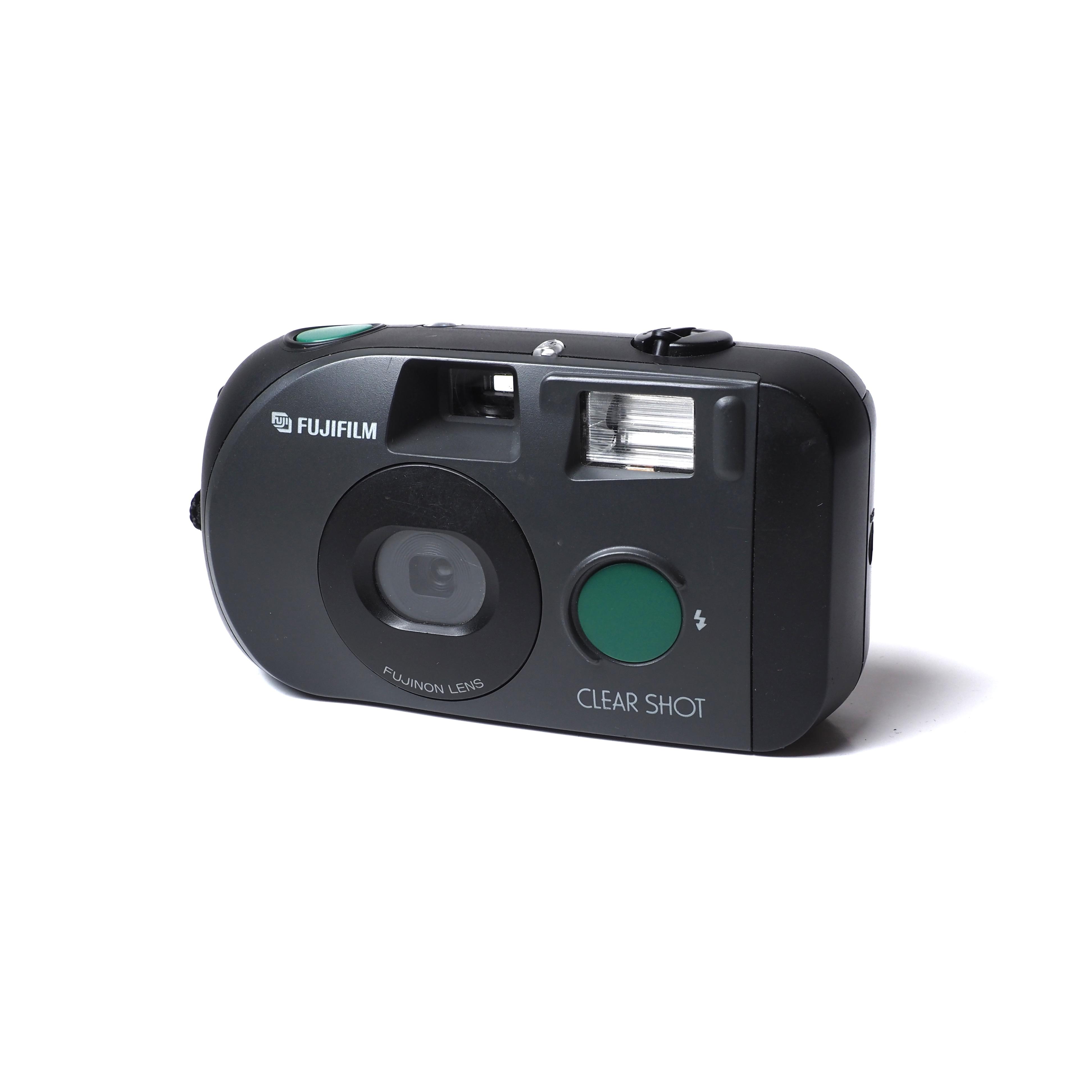 Fujifilm ClearShot - BEGAGNAT