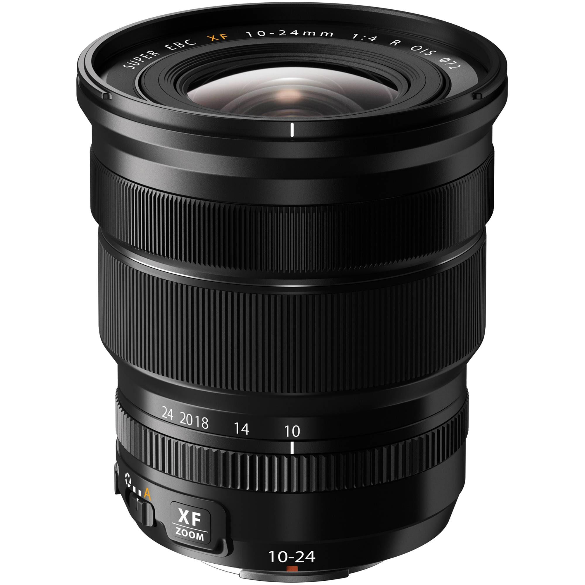 Fujifilm Fujinon XF 10-24mm f/4,0 R