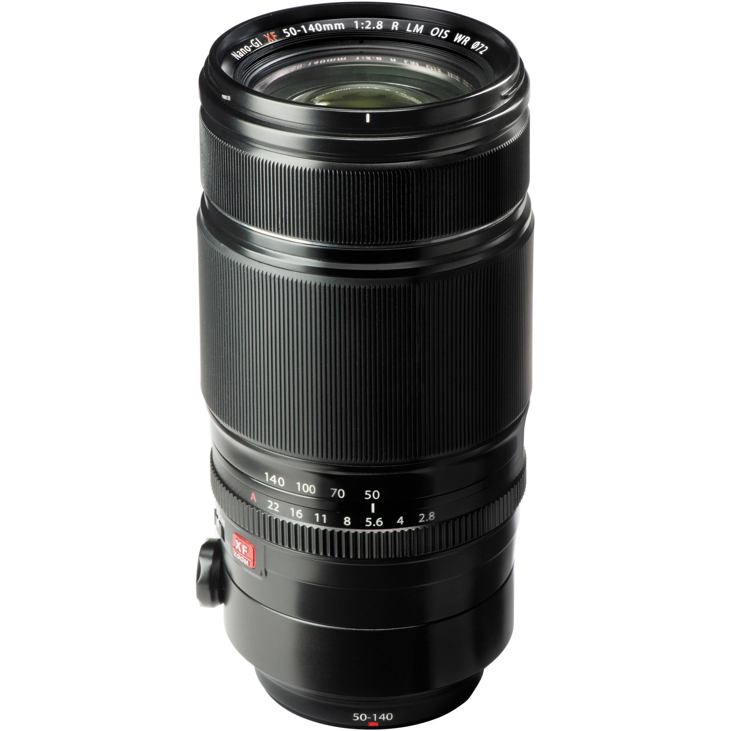 Fujifilm Fujinon XF 50-140mm f/2,8 R LM OIS WR